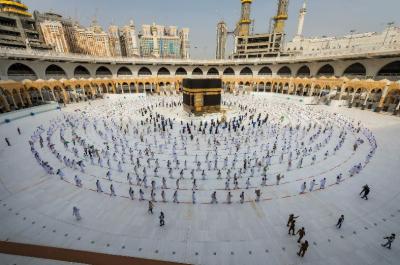 سعودی عرب کا عازمین حج کے اندراج کا مرحلہ مکمل ہونے کا اعلان