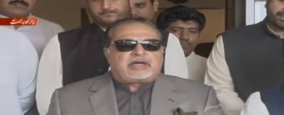 سندھ کے لوگوں کی امید عمران خان ہیں، گورنر عمران اسماعیل