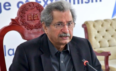 طلبہ کے امتحانات کے معاملے سیاست بند کی جائے، تمام بورڈز کے امتحانات وقت پر ہوں گے : وفاقی وزیر تعلیم شفقت محمود
