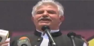 شہباز شریف نے پورے پنجاب کا بیڑہ غرق کردیا: وزیراعلیٰ محمود خان