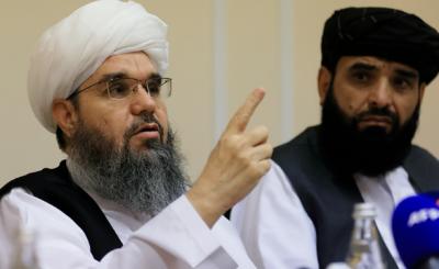 طالبان کا افغانستان کے 85 فیصد حصے پر قبضہ کرنے کا دعویٰ