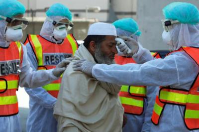 اسلام آباد میں ایک بار پھر کورونا کیسز کی تعداد بڑھنے لگی