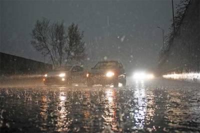 پاکستان میں ابر رحمت نے موسم حسین بنا دیا