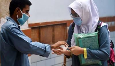 کراچی میں کورونا کے مثبت کیسز کی شرح 14 فیصد سے تجاوز کرگئی