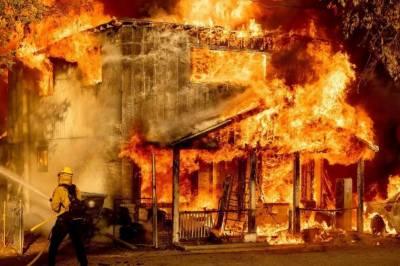 امریکہ میں گرمی کی شدت میں انتہائی اضافہ،جنگلات میں آگ بھڑک آٹھی
