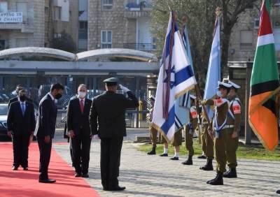 متحدہ عرب امارات کے اسرائیل میں سفارتخانے کا افتتاح بدھ ہوگا