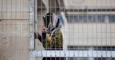اسرائیلی جیلوں میں 38 فلسطینی خواتین پابند سلاسل