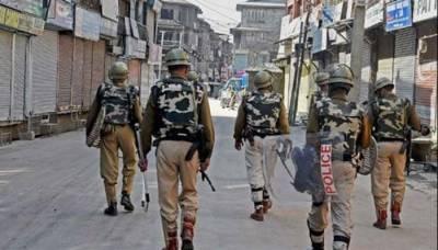 یوم شہدائے کشمیر:مقبوضہ کشمیر میں مکمل ہڑتال