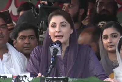 کشمیر کا مقدمہ کمزور نہیں، پاکستان کا مسلط شدہ وکیل عمران خان کمزور ہے: مریم نواز