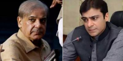 ایف آئی اے کو 2 اگست تک شہباز اور حمزہ کی گرفتاری سے روک دیا گی: فیصلہ