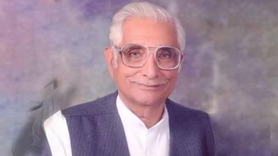 پاکستان پیپلز پارٹی کے مرکزی رہنما سیف اللہ پراچہ انتقال کر گئے