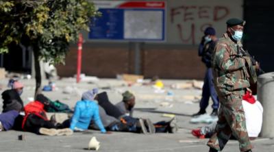 جنوبی افریقہ: سابق صدر جیکب زوما کو جیل بھیجے جانے کے بعد ہنگامے،70 سےزیادہ افرادہلاک