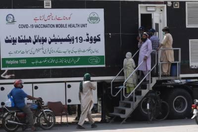 پاکستان میں کورونا وائرس اموات میں اچانک اضافہ،47افراد جاں بحق