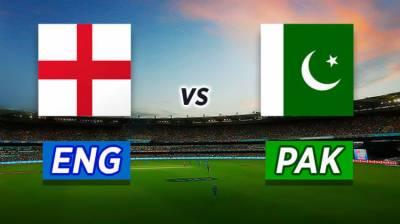 پاکستان اورانگلینڈکے درمیان تین میچوں کی سیریزکاپہلاٹی ٹونٹی آج کھیلاجائے گا