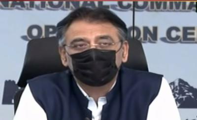 عید پر بھارتی کورونا ویرینٹ پھیلنے کا خدشہ :- اسد عمر نے خبردار کر دیا