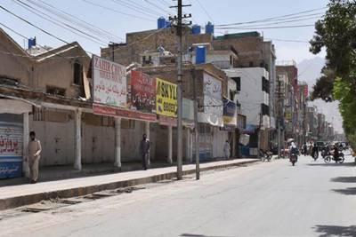 بلوچستان میں کورونا کیسز میں اضافہ، جمعہ کے روز کاروبار بند رکھنے کا فیصلہ