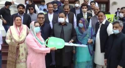 بزدار حکومت لاہور شہر کو صاف ستھرا رکھنے کیلئے ایک اور قدم آگے