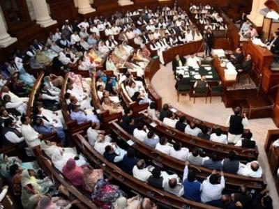 اشیائے خورونوش کی قیمتوں میں اضافے کیخلاف پنجاب اسمبلی میں قرارداد جمع