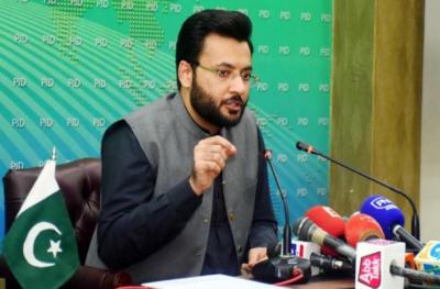 حکومت نے چار ہزار نو سو یوٹیلیٹی سٹورز پر اشیاء ضروریہ پر پچیس ارب روپے اعانت دینے کا فیصلہ کیا ہے: وزیرمملکت فرخ حبیب