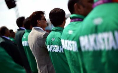 ٹوکیو اولمپکس میں شرکت کے لیے پاکستانی دستہ جاپان پہنچ گیا