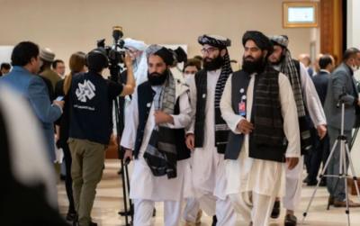 طالبان اور افغان حکومت میں جنگ بندی،قیدیوں کی رہائی اور عبوری حکومت کے قیام پر بات چیت