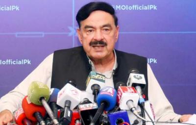 افغان سفیر کی بیٹی کے اغواء میں ملوث افراد کو جلد گرفتار کر لیا جائیگا: وزیر داخلہ شیخ رشید