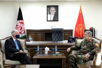 افغانستان میں جاری پرتشدد کارروائیوں کی مذمت کرتے ہیں، طالبان تشدد کا سلسلہ فوری روکیں۔ امریکا