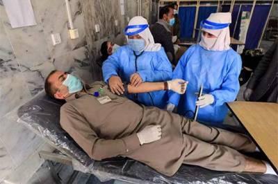 پاکستان میں کورونا کے خوفناک وار جاری،مزید 30افراد جاں بحق، 2ہزار 452نئے کیسز رپورٹ