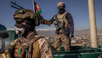 افغان فورسز نے صوبے سمنگان کے ضلع درہ صوف کا قبضہ طالبان سے واپس لے لیا۔