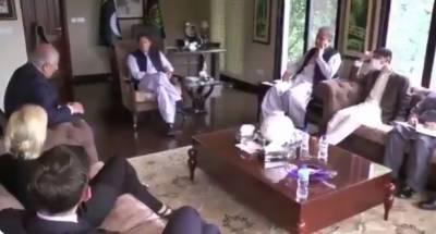 افغانستان میں تنازعات اور عدم استحکام پاکستان کے مفاد میں نہیں، وزیراعظم