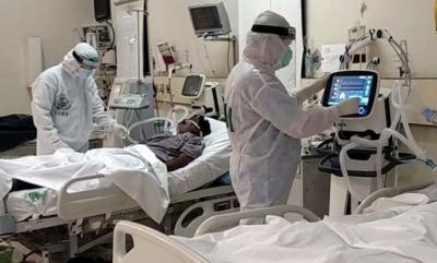 کراچی میں کورونا کیسز میں اضافہ جاری، مزید 1200 سے زائد کیسز کی تصدیق