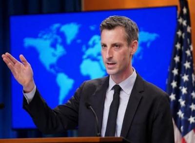 پاکستان کی ایف اے ٹی ایف پر شرائط پوری کرنے کی کوششوں کو تسلیم کرتے ہیں: امریکا