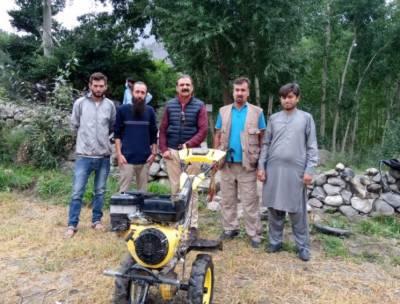 گلگت بلتستان میں زراعت، لائیو اسٹاک،ماہی گیری کو فروغ دیا جاسکتا ہے،عاصم سلیم باجوہ