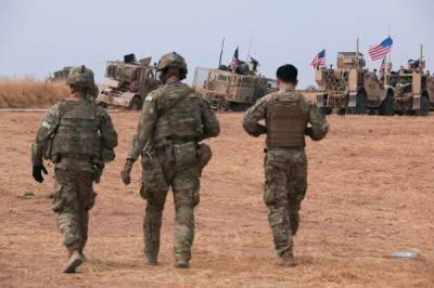 امریکہ کا عراق سے نہ نکلنے کا اعلان