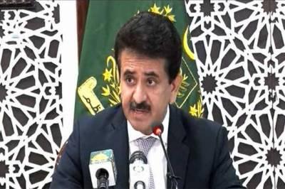 بھارت کو افغان سفیر کی بیٹی کے معاملے پر بولنے کا کوئی حق نہیں۔ترجمان دفتر خارجہ
