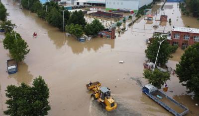 چین کےصوبے ہینان میں شدید سیلاب سے تباہی, 51افراد ہلاک جبکہ متعددلاپتہ