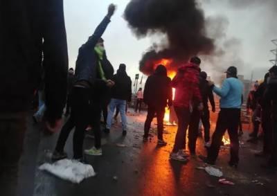 ایران قلتِ آب کے خلاف پرتشدداحتجاج میں تیزی، 1 اور شخص ہلاک
