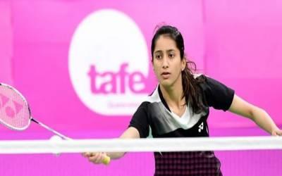 ٹوکیو اولمپکس: پاکستان کی ماحور شہزاد کو پہلے ہی میچ میں شکست