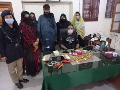 راولپنڈی ریلوے پولیس نے فرض شناسی کی مثال قائم کردی