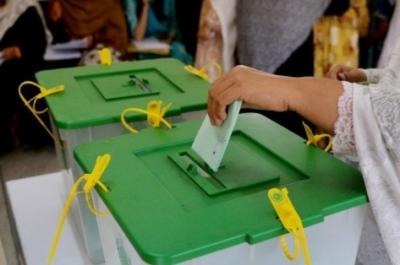 آزاد کشمیر قانون ساز اسمبلی انتخابات میں پولنگ کا وقت ختم، ووٹوں کی گنتی جاری