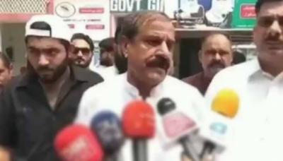 انتظامیہ نے بات نہ سنی تو مددکیلیے بھارت کو پکاروں گا: ن لیگی امیدواراسماعیل گجر کی دھمکی