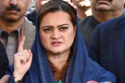 آزاد کشمیر میں مسلم لیگ ن کا عملہ باہر نکال کے ووٹ چوری کئے جارہے ہیں:مریم اورنگزیب