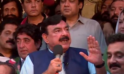 آزاد کشمیر انتخابات: راولپنڈی میں کیش گروپ ہار گیا، عمران خان جیت گیا: وفاقی وزیر داخلہ شیخ رشید