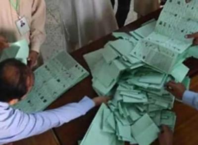 اے جے کے الیکشن: پی ٹی آئی، پی پی اور ن لیگ ایک ایک نشست پر کامیاب