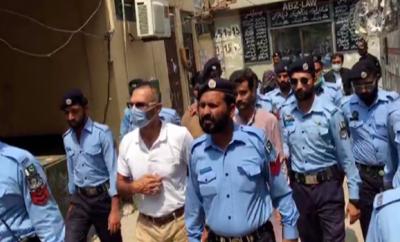نور مقدم قتل: شواہد چھپانے، جرم میں اعانت کے الزامات پر ملزم کے والدین گرفتار, 2 روزہ جسمانی ریمانڈ منظور