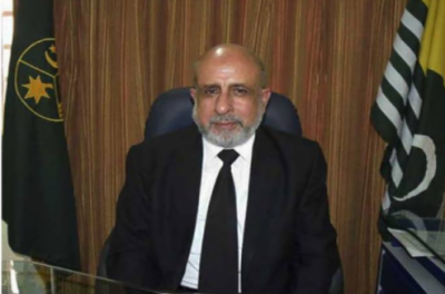 آزادکشمیر میں انتخابات مجموعی طور پر پرامن رہے : چیف الیکشن کمشنر آزاد کشمیر عبدالرشید سلہریا