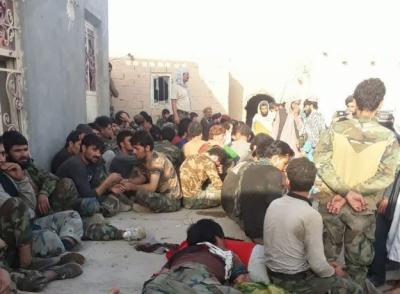 پاکستان نے افغان فوج کے 5 افسروں سمیت 46 فوجیوں کو پناہ دیدی