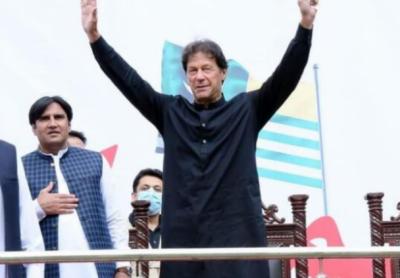 آزادکشمیر الیکشن: تحریک انصاف پراعتماد کرنے پرآزاد کشمیرکے عوام کا شکر گزار ہوں , پی ٹی آئی کو انتخابات میں فتح ملی: وزیراعظم عمران خان