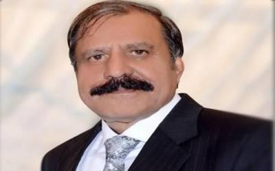 لیگی رہنما اسماعیل گجر کو متنازع بیان پر پارٹی کی طرف سے شوکاز نوٹس جاری