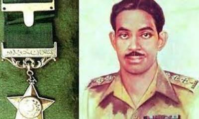 کیپٹن محمد سرور شہید نشانِ حیدر کا آج تہترواں یوم شہادت منایا جا رہا ہے
